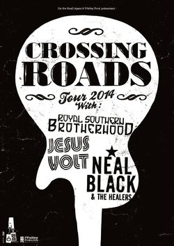CROSSING ROADS TOUR 2014